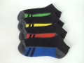 Cushionf-fTerry Sport Socks HJB1006